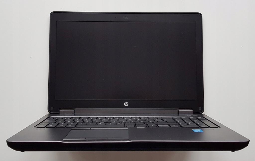 HP ZBook 15 G1 i7-4800MQ 16GB 960SSD FullHD W10