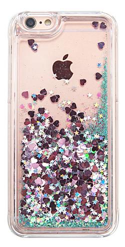 Etui Iphone 5s Se 6 6s Plus Serca Liquid Brokat 7385004087 Oficjalne Archiwum Allegro