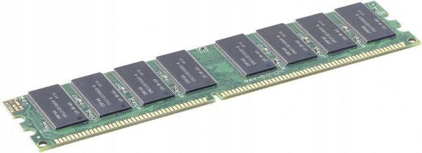 Moduł pamięci do komputera PC DDR-RAM, 512 MB