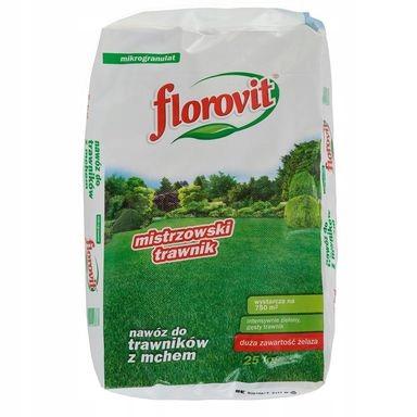 Nawóz do Trawnika 25 kg Florovit