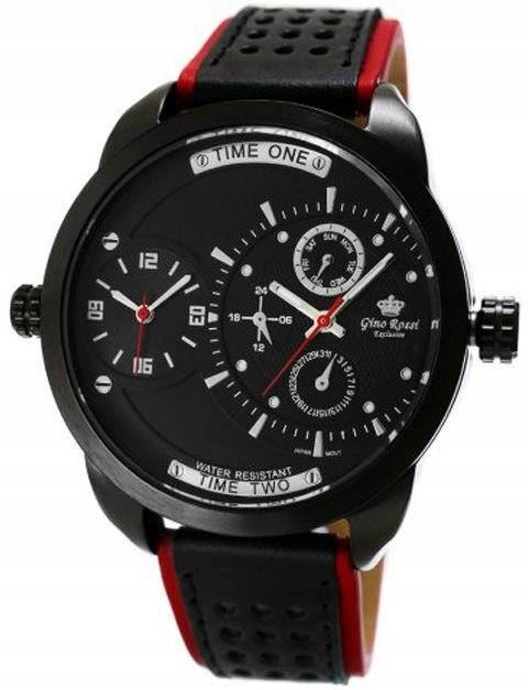 Zegarek Męski Gino Rossi EXCLUSIVE CHONOGRAF E1053