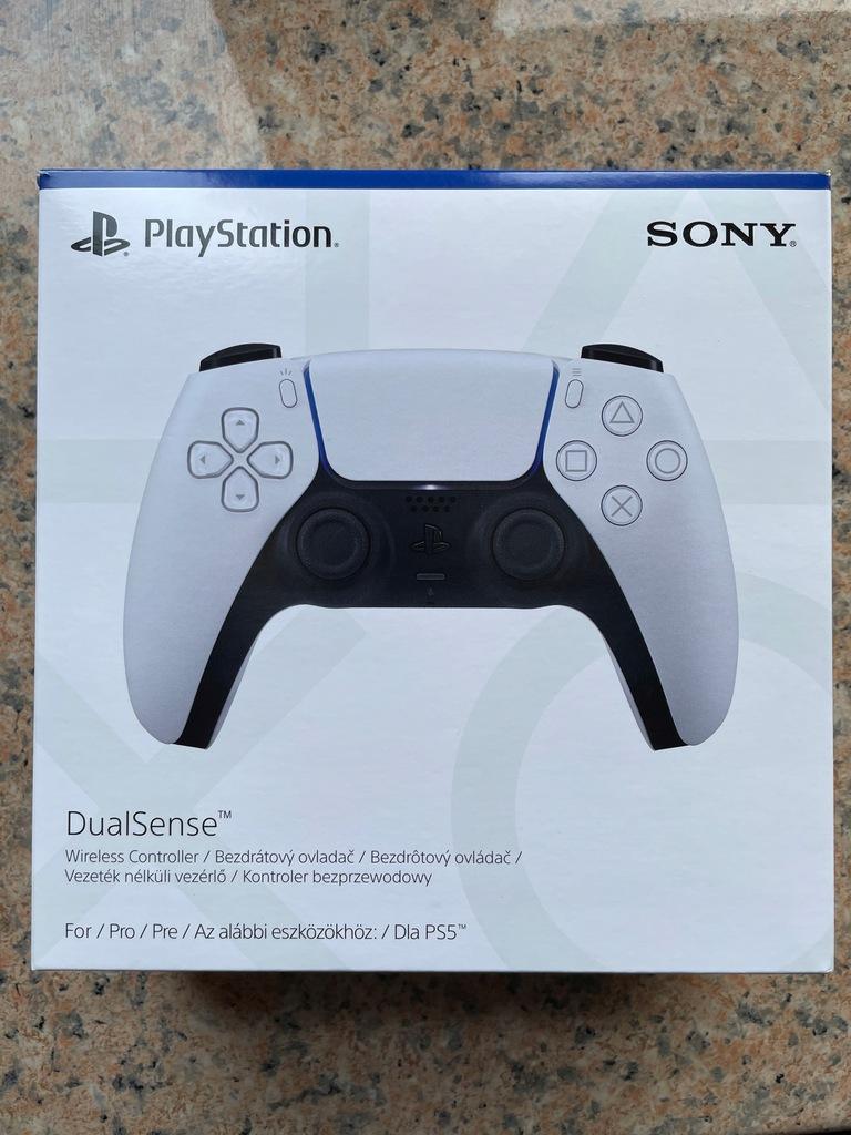 PAD PS5 DUALSENSE NOWY!
