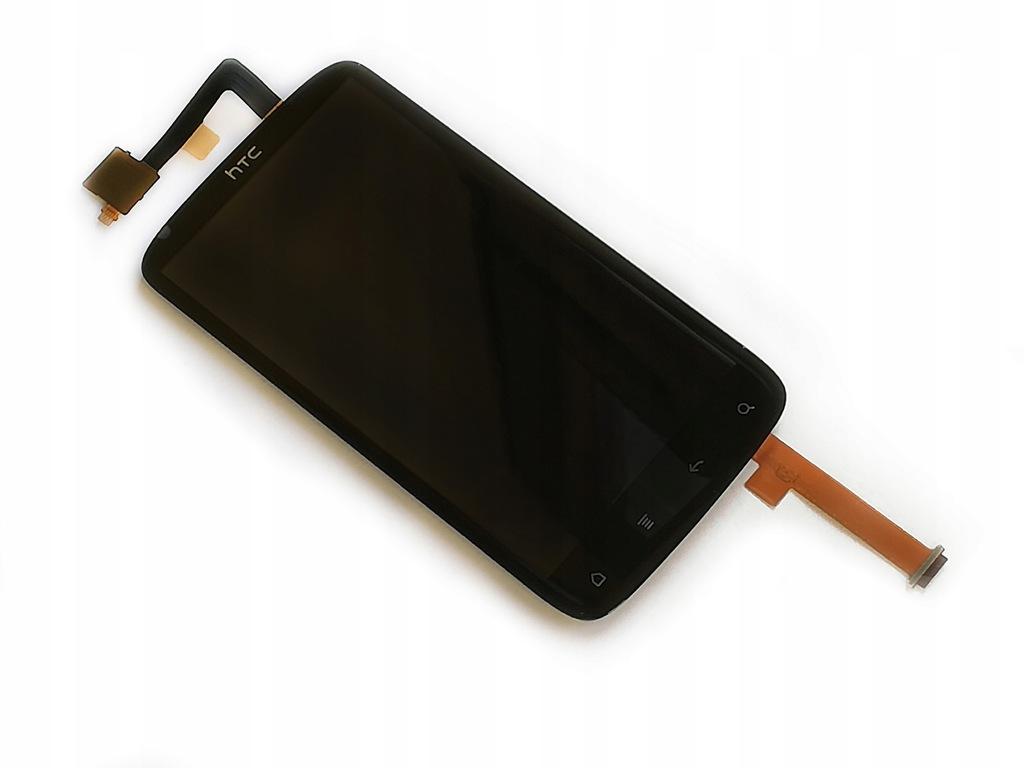 WYŚWIETLACZ LCD DIGITIZER HTC SENSATION G14 Z710E