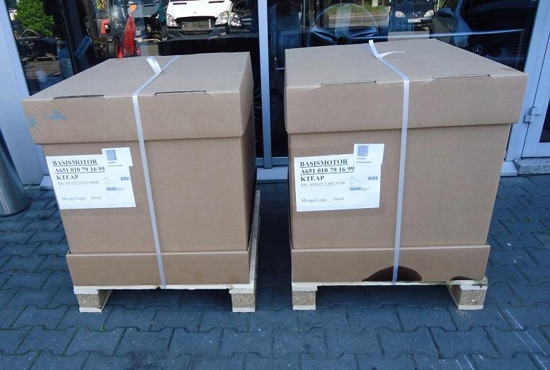 MERCEDES SILNIK OM 651 2.2 CDI FABRYCZNIE NOWY
