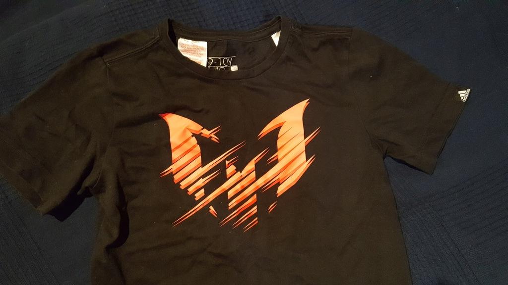 Koszulka ADIDAS MESSI Climalite 9/10 140cm