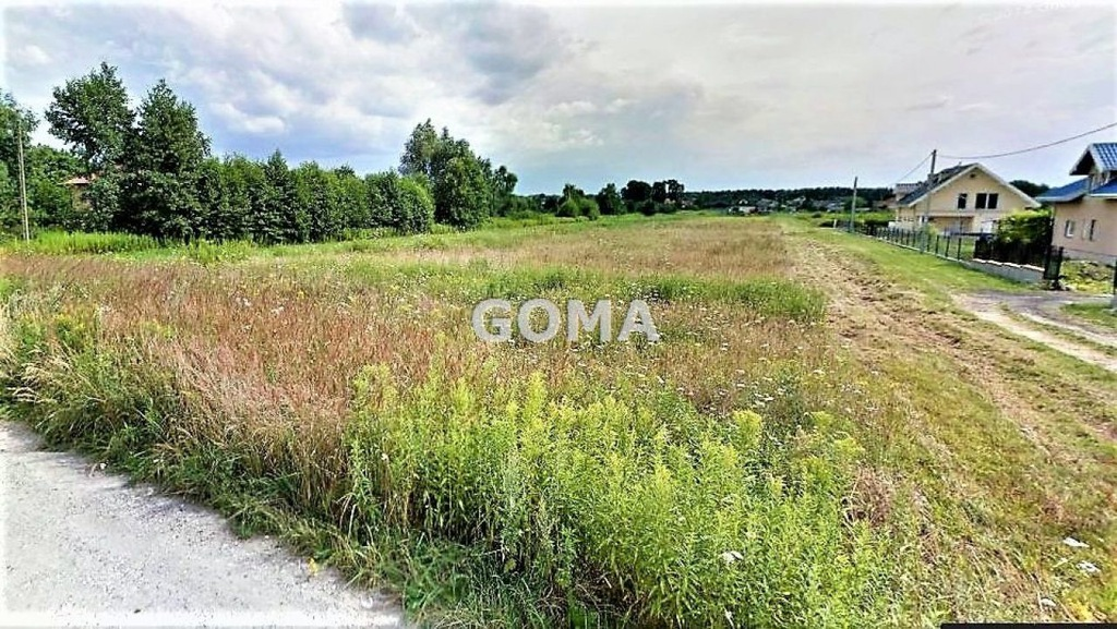 Działka, Konstancin-Jeziorna, 1100 m²