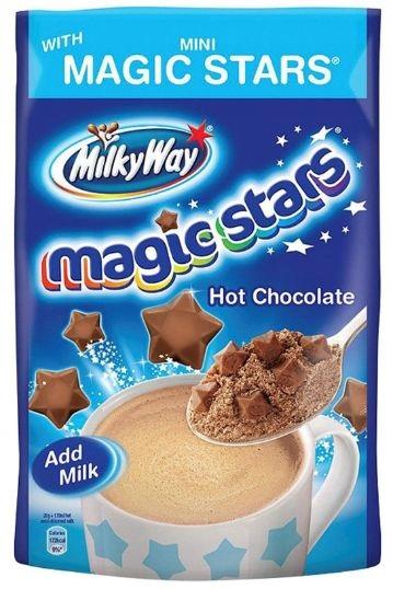 Milky Way Goraca Czekolada Magic Stars 140g 9245719382 Oficjalne Archiwum Allegro