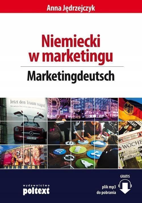 KSIĄŻKA Niemiecki w marketingu Marketingdeutsch Ję