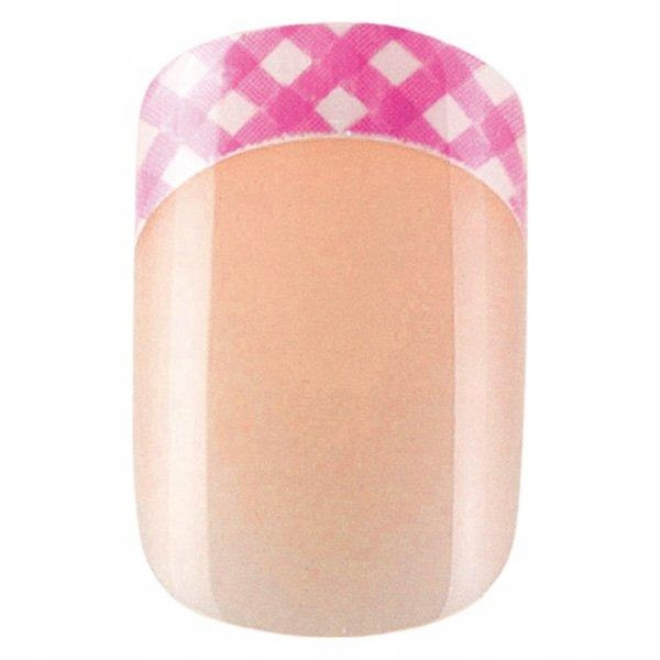 PEGGY SAGE Tipsy Idyllic pink vichy x24 150088
