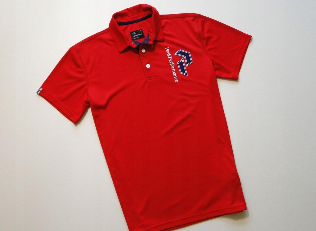 Koszulka PEAK PERFORMANCE Active Termokatywna Polo