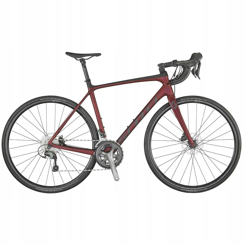 Rower SCOTT ADDICT 30 L Endurance 2021 jak nowy