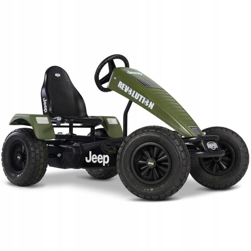 BERG Terenowy Gokart na pedały Jeep Revolution BFR