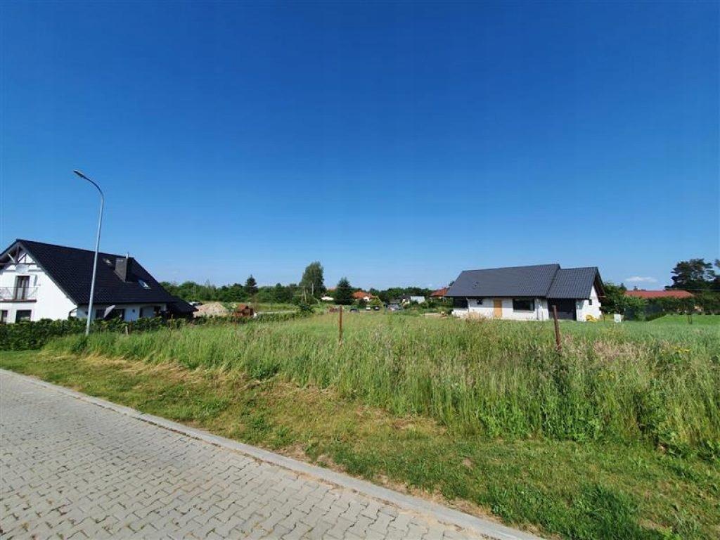 Działka, Stare Bielice, Biesiekierz (gm.), 954 m²