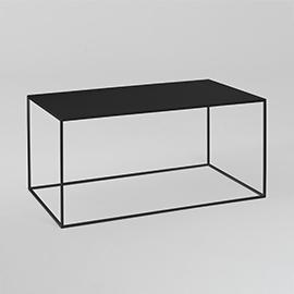 Stół kawowy TENSIO METAL 100x60