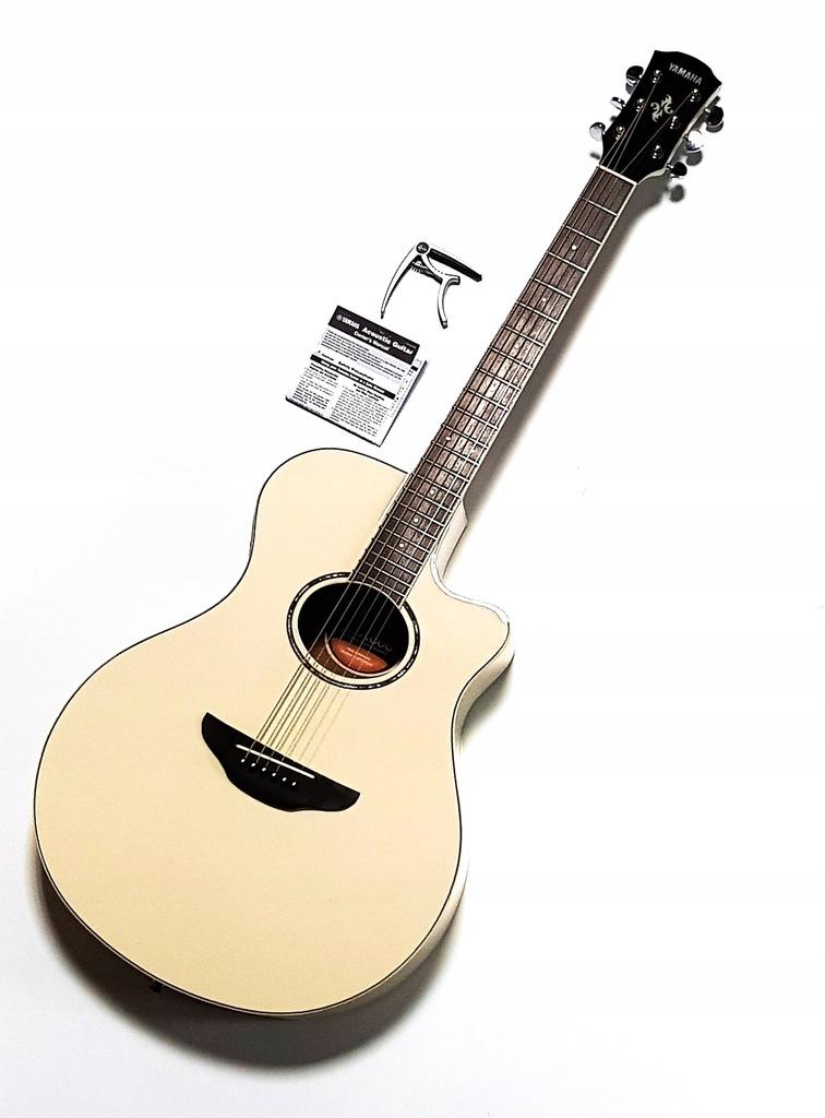 Gitara elektroakustyczna Yamaha APX-600 SUPER STAN