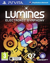 Lumines : Electronic Symphony PS Vita Gdańsk