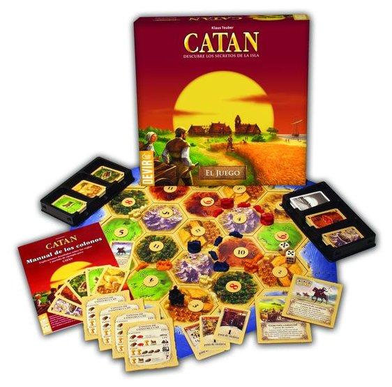 Osadnicy Z Catanu Catan Podstawa Pl 6823959105 Oficjalne Archiwum Allegro