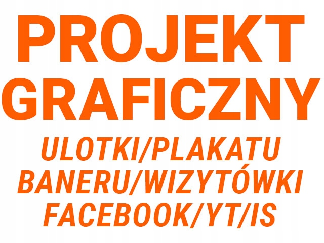 PROJEKT GRAFICZNY BANERU INTERNETOWEGO FACEBOOK