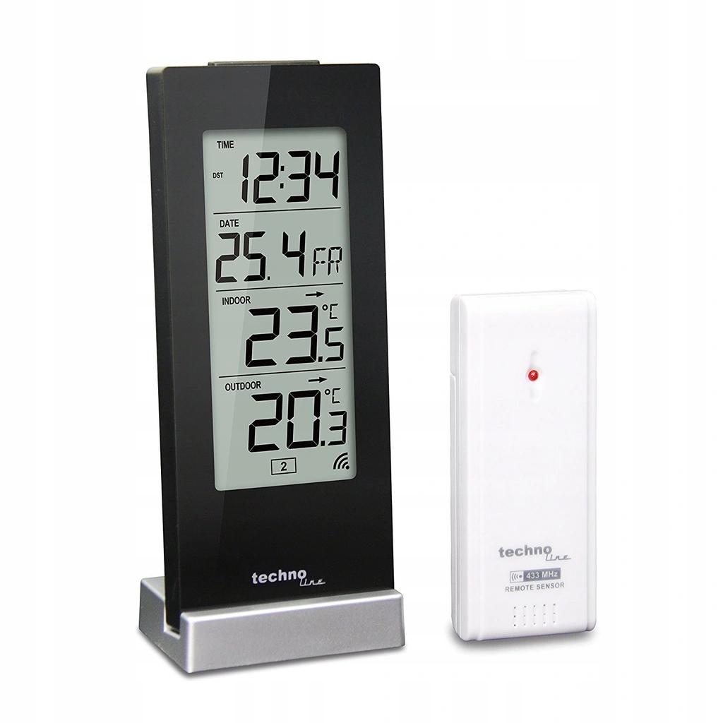 Termometr bezprzewodowy Techno Line WS 9767