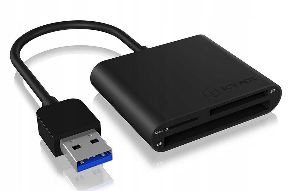 ICYBOX IB-CR301-U3 USB 3.0