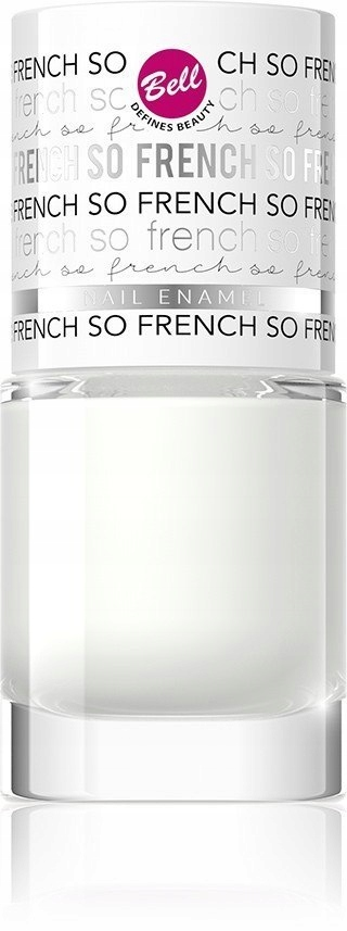 Bell Lakier do paznokci So French nr 01 8ml