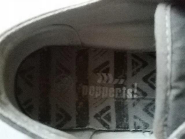 Denim NYC Trampki khaki 34 wkł. 21 cm