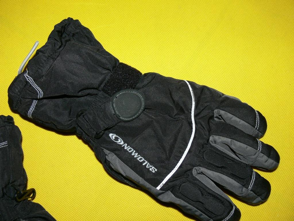 Salomon rękawice GORE TEX s36