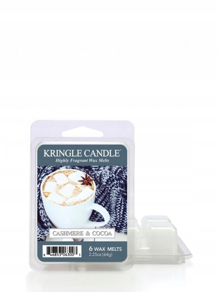 Kringle Candle - Cashmere & Cocoa -