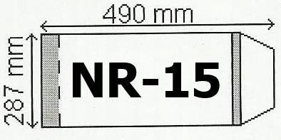 Okładka na podr A4 regulowana nr 15 (50szt) NARNIA