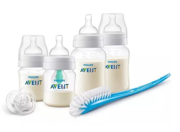 Philips AVENT zestaw butelek AIRFREE antykolkowe