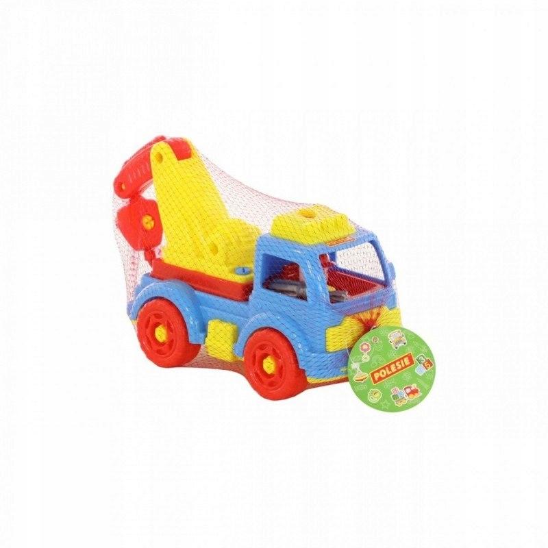 Samochód Transport Dźwig