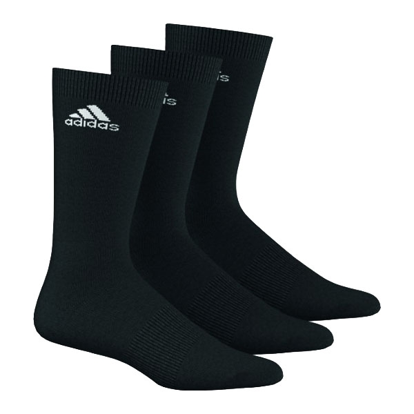 Skarpety Adidas PERFORMANCE czarne AA2330 - 43-45