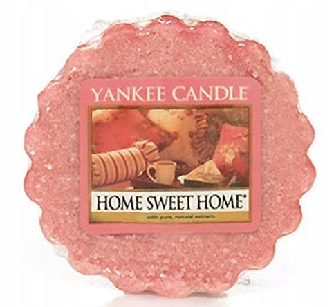 YANKEE CANDLE wosk zapachowy HOME SWEET HOME 22 g