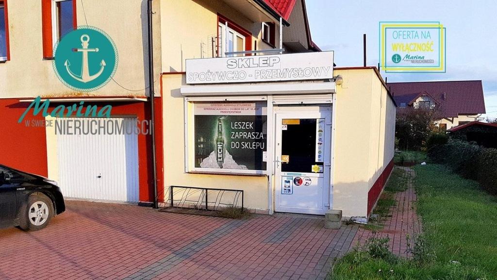 Komercyjne, Gnieżdżewo, Puck (gm.), 44 m²