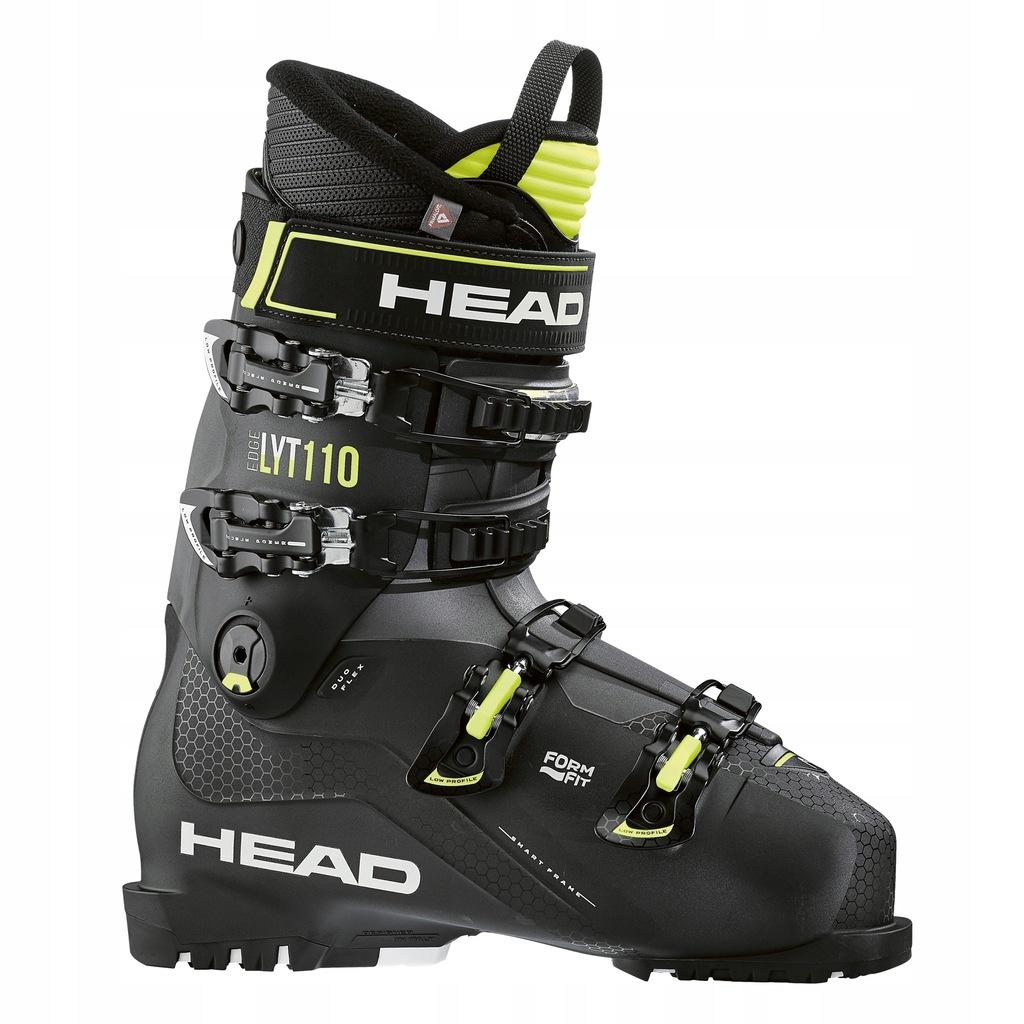 Head buty narciarskie Edge Lyt 110 blk rozm. 29,5