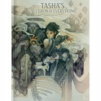 Tasha's Cauldron of Everything Alt Cover - EN