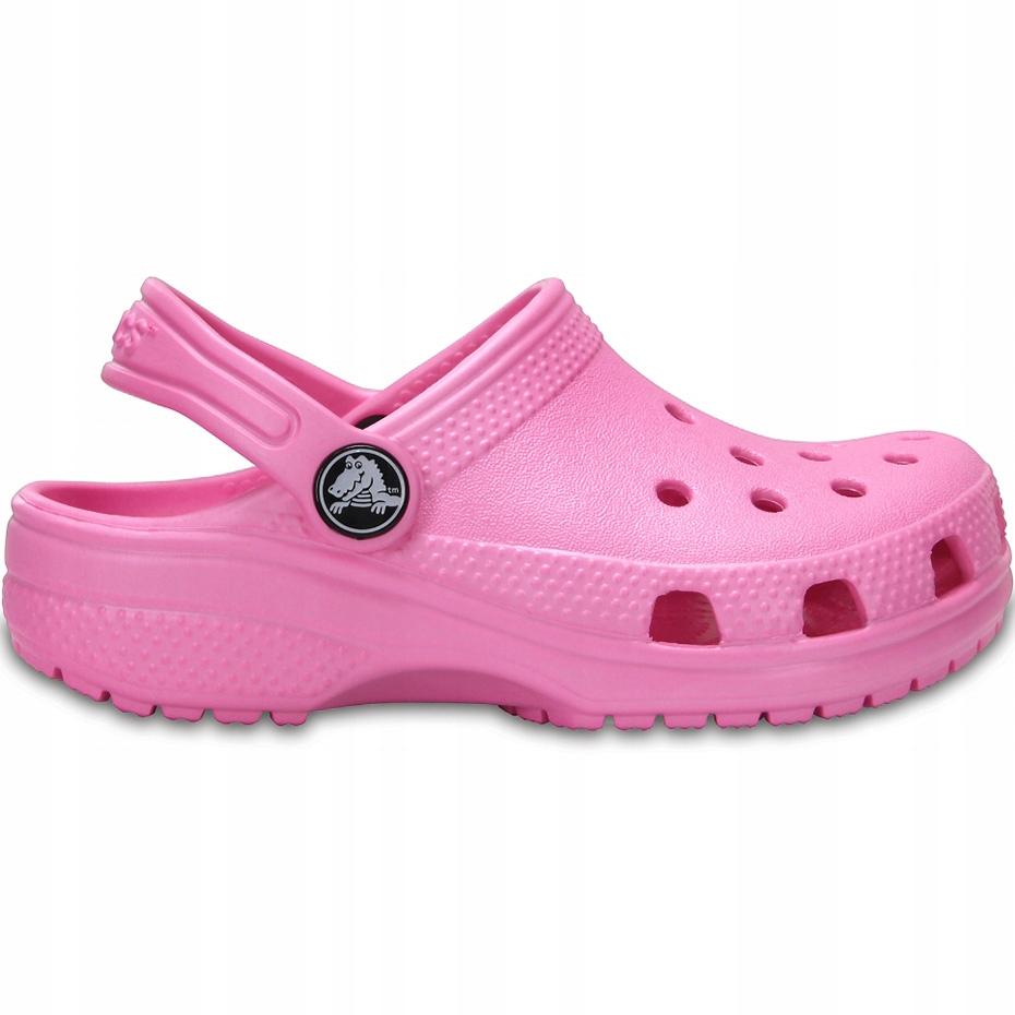 Crocs dla dzieci Crocband Classic Clog K Kids różo