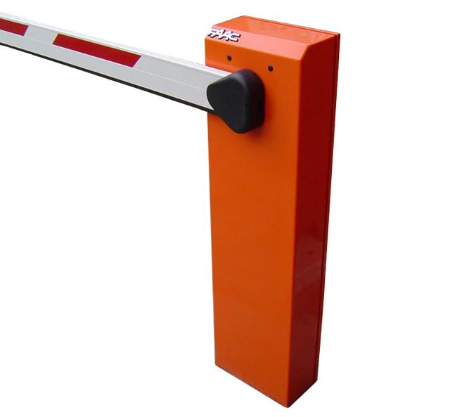 Hydrauliczny szlaban FAAC 615 BPR z ramieniem 4 m