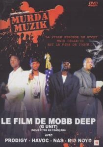 DVD Mobb Deep Murda Muzik