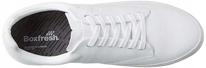 Boxfresh Esb buty sportowe, skórzane męskie roz 45 www