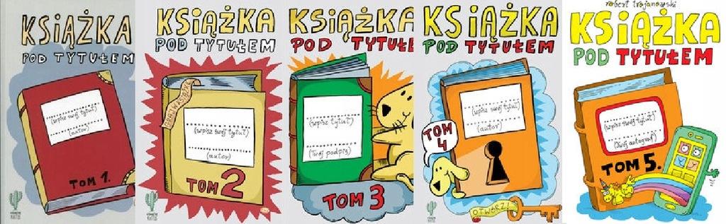 Ksiazka Pod Tytulem 1 2 3 4 5 Trojanowski 7704608196 Oficjalne Archiwum Allegro