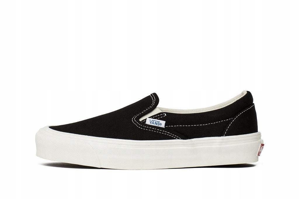Vans Vault OG Classic Slip On LX | Yellow | Sneakers