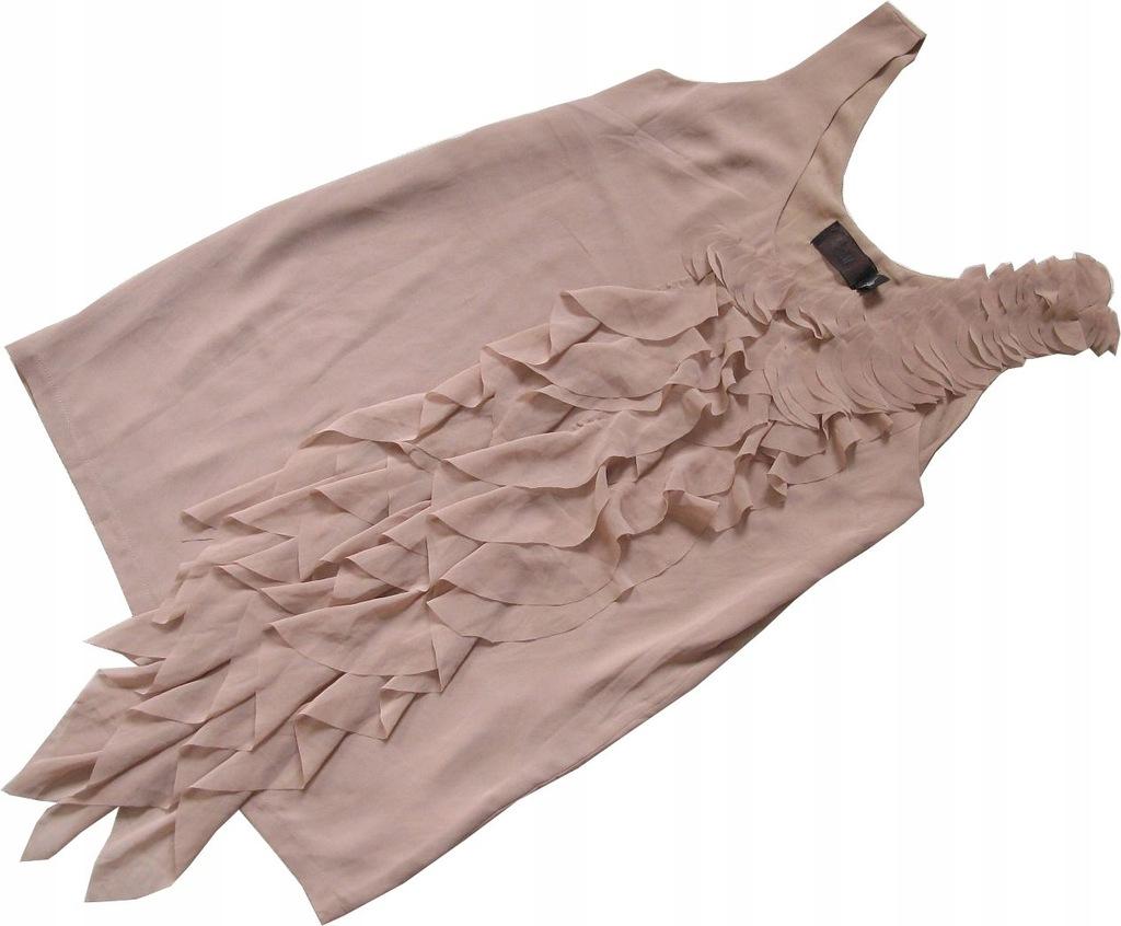 H&M --42-- sukienka TUNIKA
