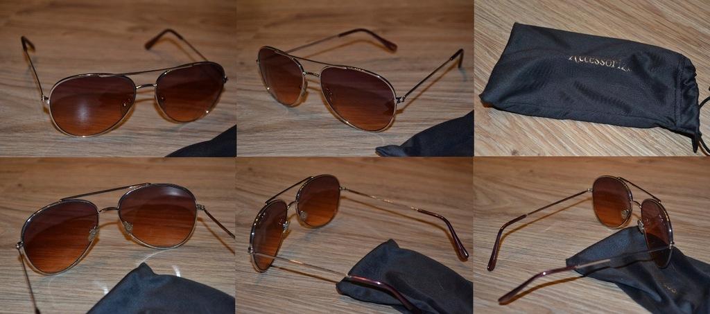 Okulary przeciwsłoneczne Accessorize Chantal Aviat