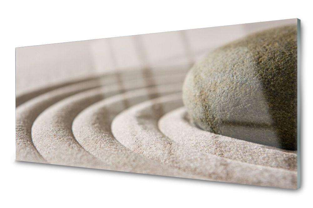 Lacobel Panel Szklany Ścienny Kamień Piasek 120x60