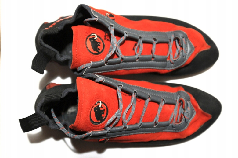 MAMMUT obuwie wspinaczkowe podeszwa VIBRAM EU 46