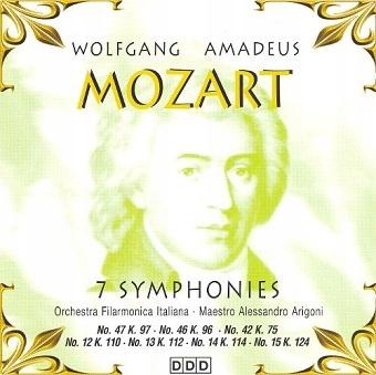Mozart - 46 Symphonies Vol. 3 (CD)
