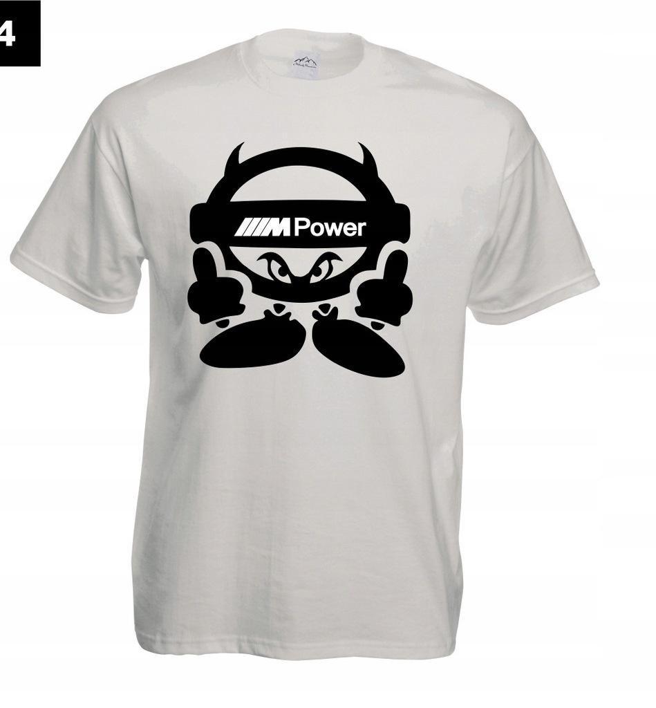 Koszulka Diabeł MPOWER rozm.XL MT384