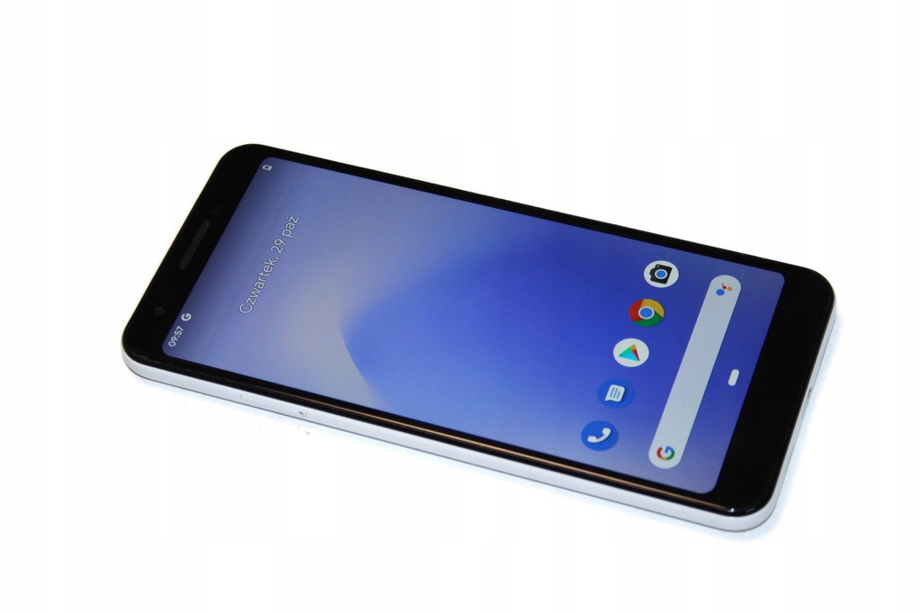 Google Pixel 3A - 64gb + 4gb , Grade A White