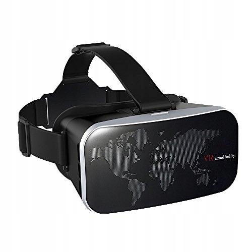Okulary Gogle VR 3D Okulary wirtuala rzeczywistość